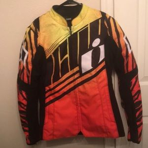 ICON WILD CHILD motorcycle jacket